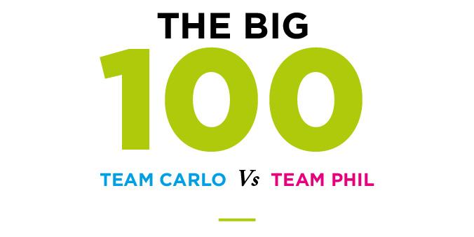 big 100